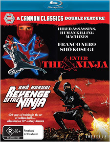 Enter the Ninja/Revenge of the Ninja: Cannon Classics Double Feature (Blu-ray Review)