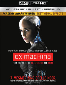 Ex Machina (4K UHD Review)