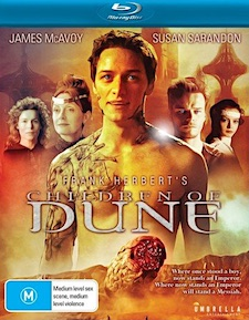Children of Dune, Frank Herbert's (Blu-ray Review)