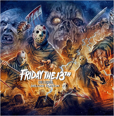 Friday the 13th Collection: Deluxe Edition (Blu-ray Review – Part 1)