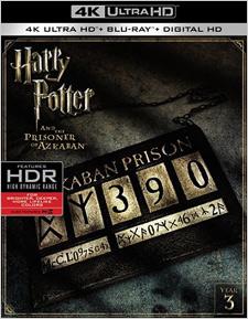 Harry Potter and the Prisoner of Azkaban (4K UHD Review)