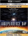 Independence Day: Resurgence (4K UHD)