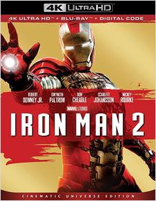 Iron Man 2 (4K UHD Review)