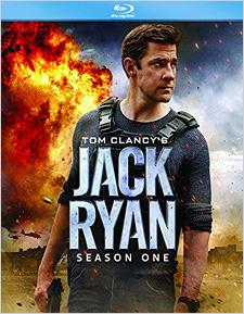 Jack Ryan: Season One (Blu-ray Review)