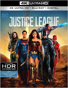 Justice League (4K UHD Review)