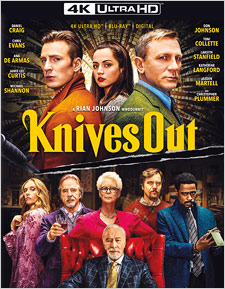 Knives Out (4K UHD Review)
