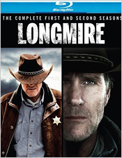 Longmire: The Complete Seasons 1-4