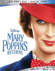 Mary Poppins Returns (Blu-ray Review)