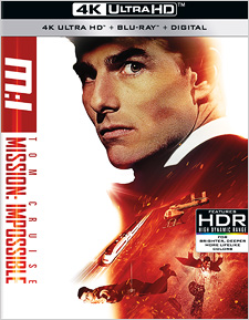Mission: Impossible (4K UHD Review)