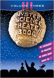 Mystery Science Theater 3000: Volume III
