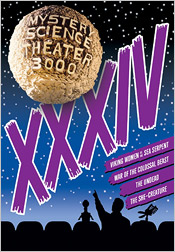Mystery Science Theater 3000: Volume XXXIV
