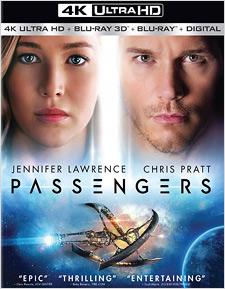 Passengers (4K UHD)