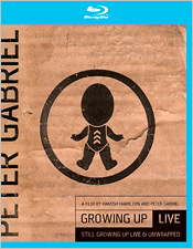Gabriel, Peter - Growing Up Live & Unwapped + Still Growing Up Live