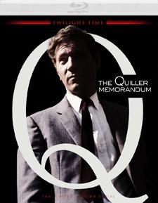 Quiller Memorandum, The (Blu-ray Review)