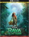 Raya and the Last Dragon (4K UHD Review)