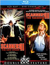 Scanners II & III (Double Feature)