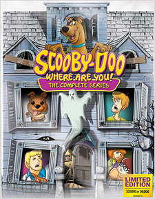 Scooby-Doo: Where Are You? – The Complete Series (Limited Edition 50th Anniversary Mystery Mansion Boxset) (Blu-ray Review)