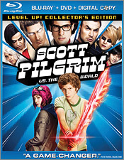 Scott Pilgrim vs. the World: Level Up! Collector's Edition