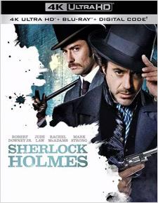 Sherlock Holmes (2009) (4K UHD Review)