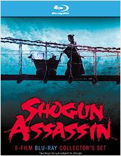 Shogun Assassin: 5-Film Blu-ray Collector's Set