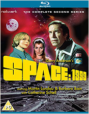 Space: 1999 – Series Two (Region B Blu-ray Review)