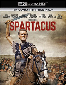 Spartacus (4K UHD Review)