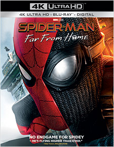 Spider-Man: Far From Home (4K UHD Review)