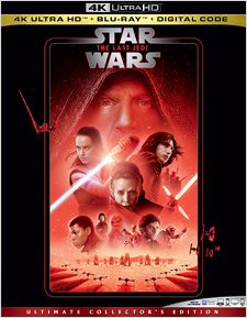 Star Wars: The Last Jedi (Reissue) (4K UHD Review)