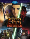 Star Wars: Rebels – Complete Season Three (Blu-ray Review)