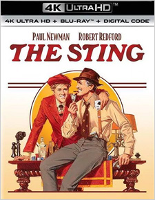 Sting, The (4K UHD Review)
