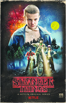 Stranger Things: Season 1 (Blu-ray Review)