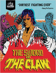 Sword and the Claw, The (Blu-ray Disc)