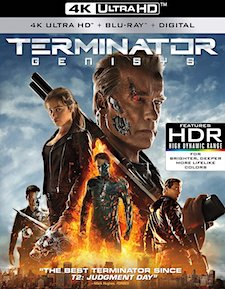 Terminator Genisys (4K UHD Review)