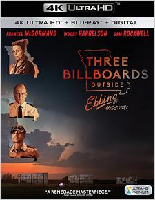 Three Billboards Outside Ebbing, Missouri (4K UHD Review)