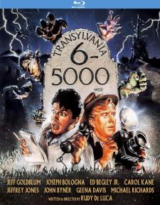 Transylvania 6-5000 (Blu-ray Review)