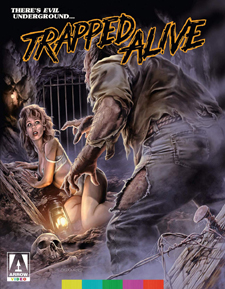 Trapped Alive (Blu-ray Review)