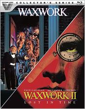 Waxwork / Waxwork II: Lost in Time (Double Feature)