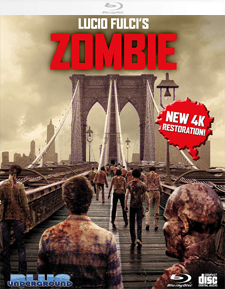 Zombie: Limited Edition (Blu-ray Review)