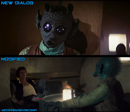 Greedo Shot
