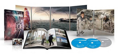 Interstellar: Collector's Edition (Blu-ray Disc)