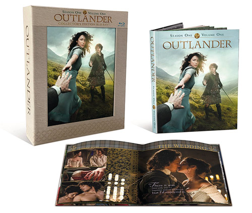 Outlander: Season One, Volume One - Limited Collector's Edition (Blu-ray Disc)