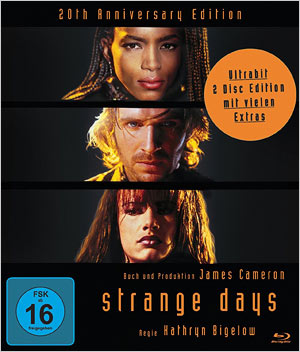 Strange Days: 20th Anniversary Edition (German Blu-ray Disc)