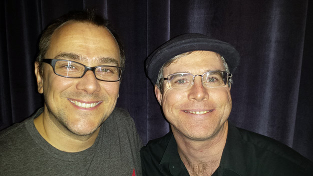 Bill Hunt of The Bits with Andy Weir, author of The Martian