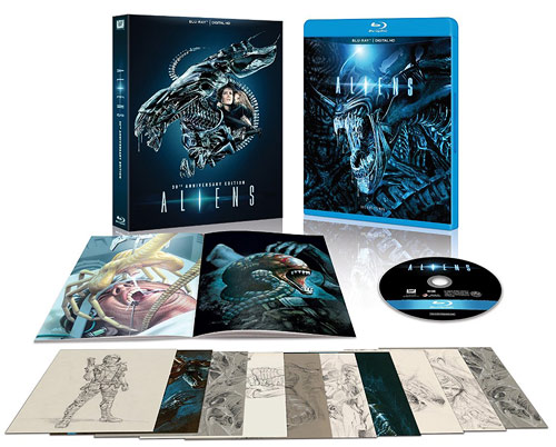 Aliens: 30th Anniversary Edition (Blu-ray Disc)