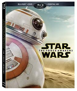 Star Wars: The Force Awakens (Walmart Blu-ray Combo exclusive)