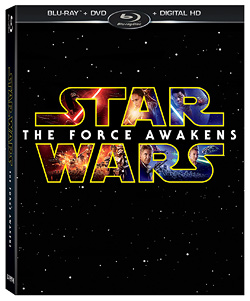 Star Wars: The Force Awakens (Blu-ray Combo)