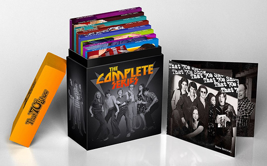 That '70s Show: The Complete Series (Blu-ray Disc)