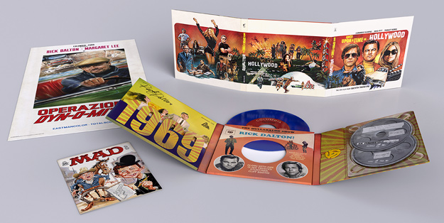 Once Upon a Time... in Hollywood: Limited Edition (4K Ultra HD)