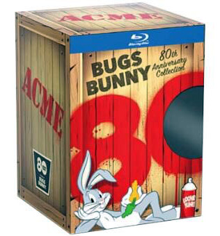 Bugs Bunny: 80th Anniversary Edition (Blu-ray Disc)