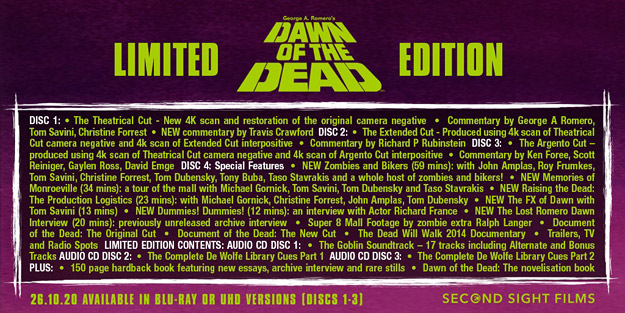 Second Sight's Dawn of the Dead in 4K